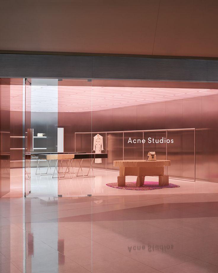 Acne Studios IFC Hong Kong