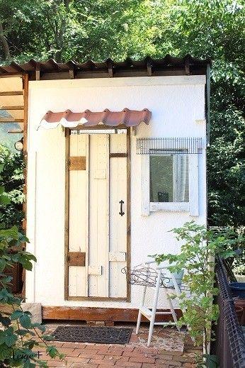 いち主婦が趣味のDIYで憧れの小屋作り♪フレンチでジャンクな小屋ができるまで|LIMIA (リミア)