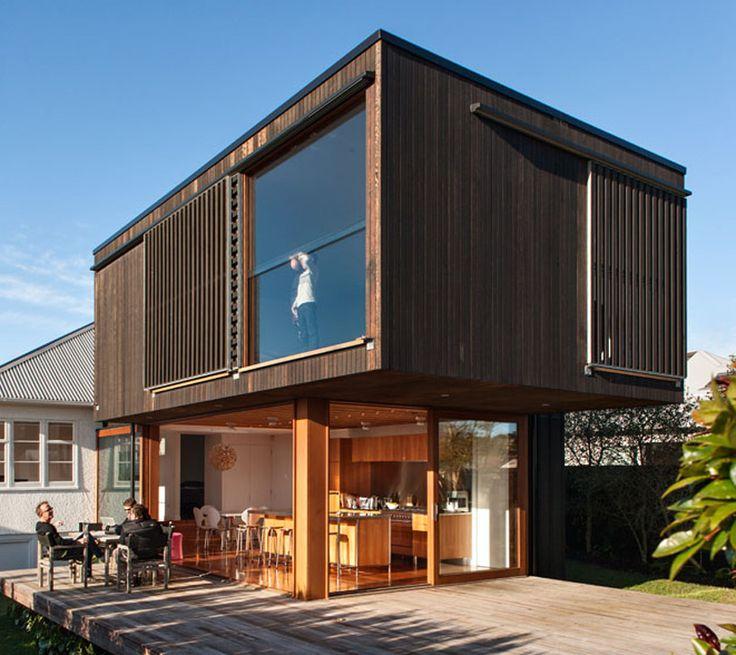 17 best images about casas hechas con contenedores for Casas de container modernas