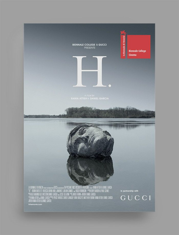 H. Official Movie Poster
