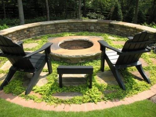 traditional landscape by Botanica Atlanta Landscape Design