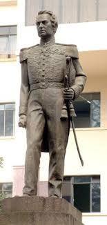 Estátua do Brigadeiro do Império - Rafael Tobias de Aguiar