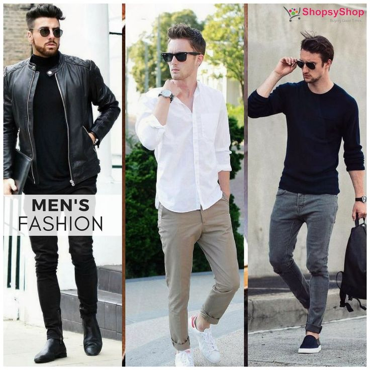 Buy fashionable & stylish clothes for Men like #Shirts, T shirts, Sweaters, #Jeans, #Trousers, #Innerwear, Suits and more men's apparel at affordable prices from #ShopsyShop