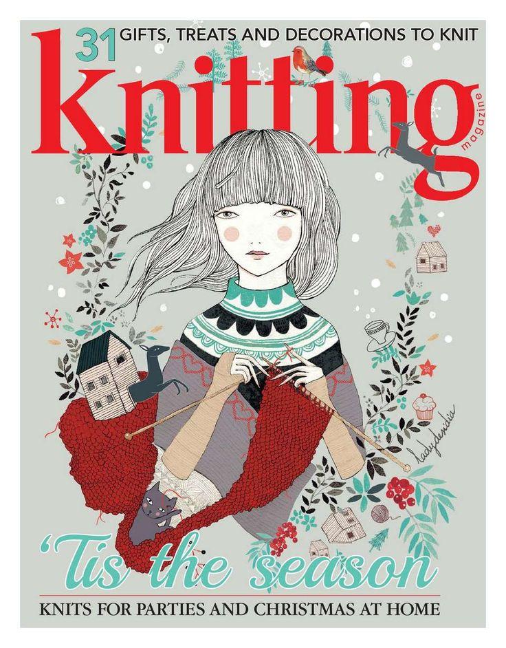Knitting Magazine 162December 2016