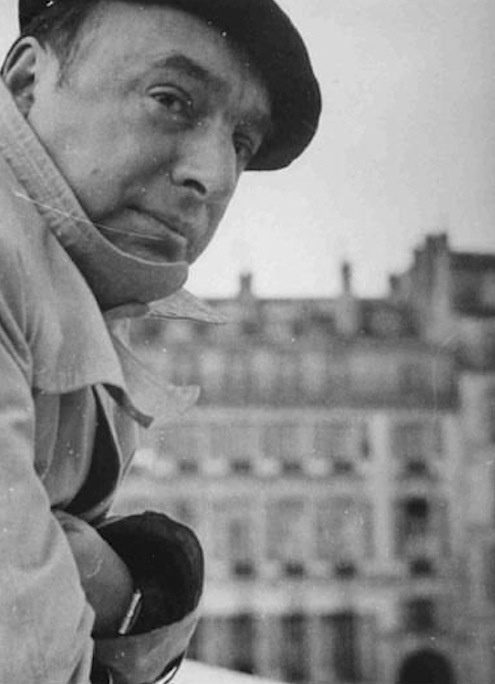 While I'm writing, I'm far away;   and when I come back, I've gone.    —Pablo Neruda