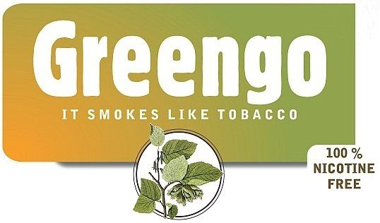 Greengo, it smokes like tobacco.