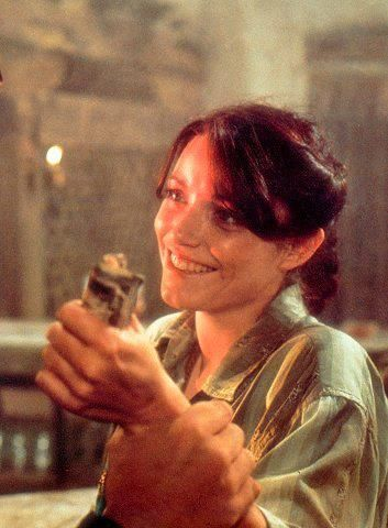 Marion Ravenwood from Indiana Jones Raiders Of The Lost Ark