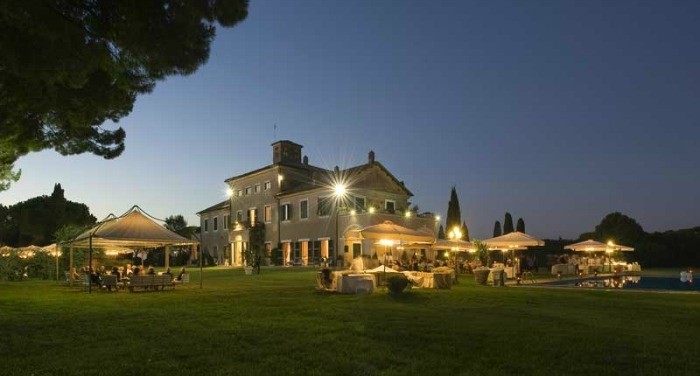 Rome - Manor house for weddings