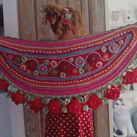 Beautiful ❤️ Crochet Adinda Zoutman