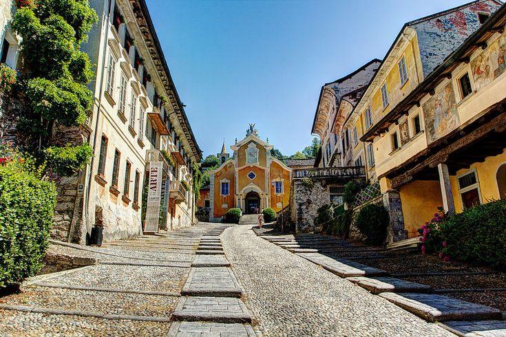 Orta San Giulio   28 pueblos en Italia que no creerás que existan realmente