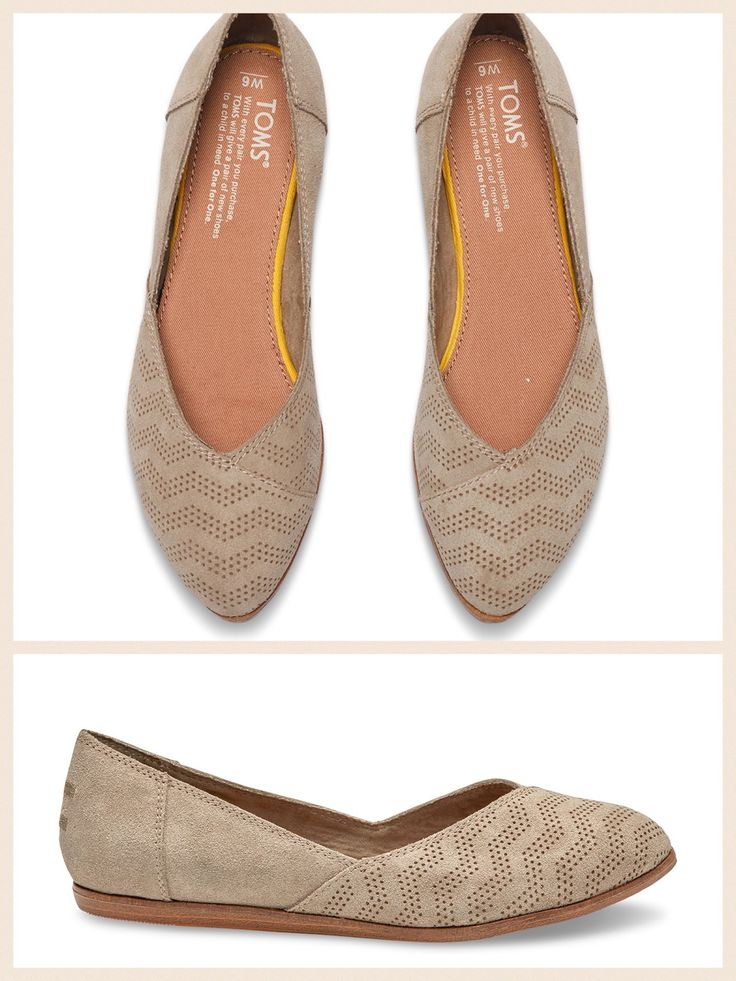 TOMS Jutti Suede Flat from Stitch Fix. https://www.stitchfix.com/referral/4292370
