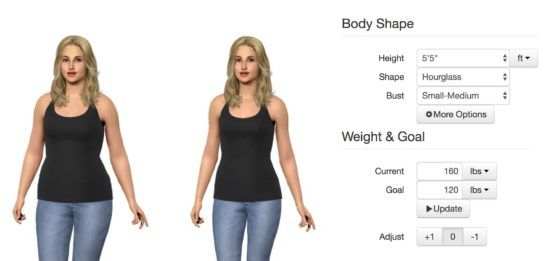 Optimise Your Body Shape With 3D Simulator