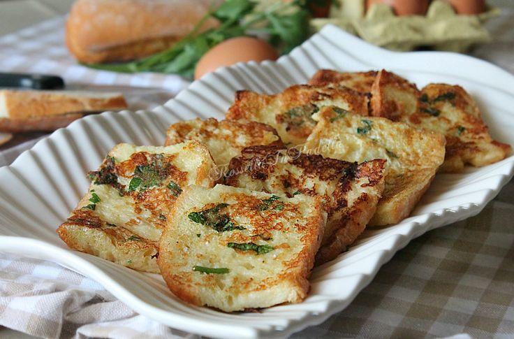 Pane fritto - ricetta facile ed economica......  fried bread