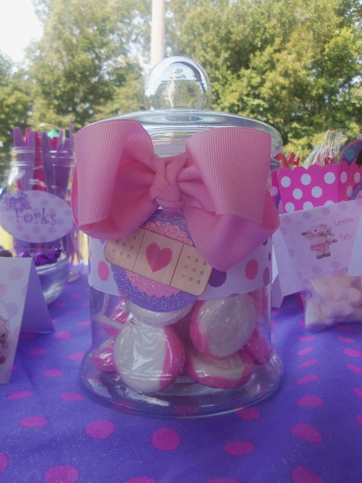 Doc McStuffins Birthday Party Ideas | Photo 23 of 49 | Catch My Party