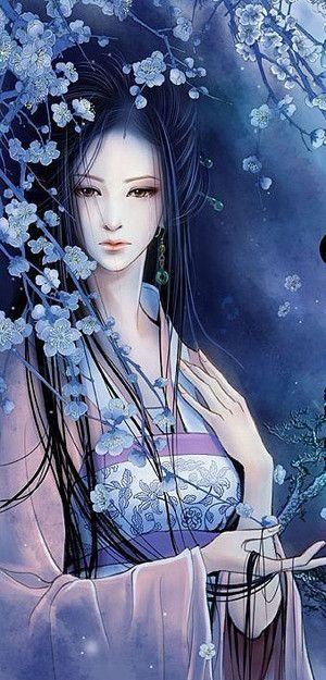 Geisha, just so pretty