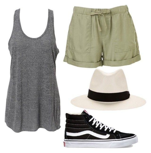 Summer skate by londonkat on Polyvore featuring polyvore, мода, style, Simplex Apparel, Vans, rag & bone, fashion and clothing
