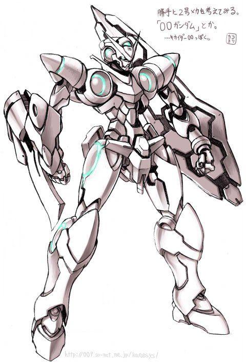 【妄想】OOガンダム【2号メカ】