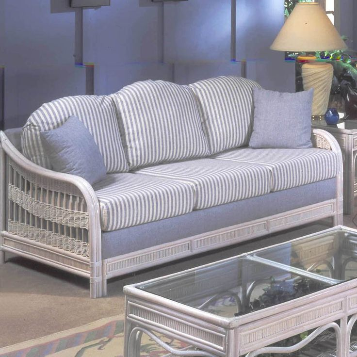 20 Best Images About Wicker Sleeper Sofas On Pinterest