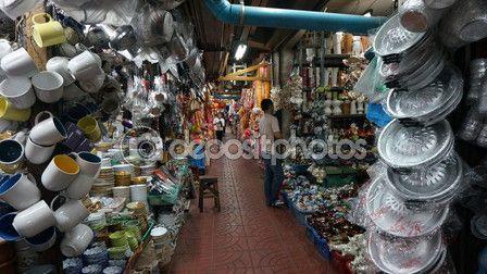 Stuff inside Warorot Market Chiangmai – Stock Editorial Photo © photostocknatonny #58397237