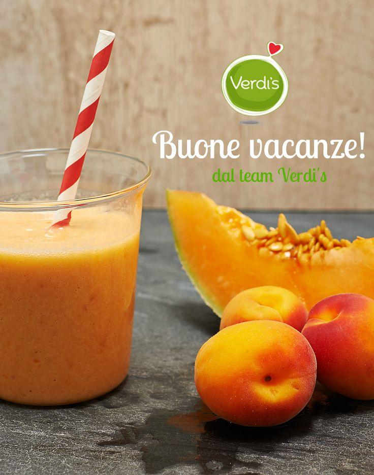 Verdi's augura a tutti #buonevacanze! Appuntamento a settembre con tante golose novità! #SanoAppetito #ricette #salutari #estate2014 #wellness #salute