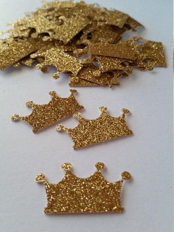 Corona corona d'oro corona di Glitter di SugarPlumPartyCo su Etsy