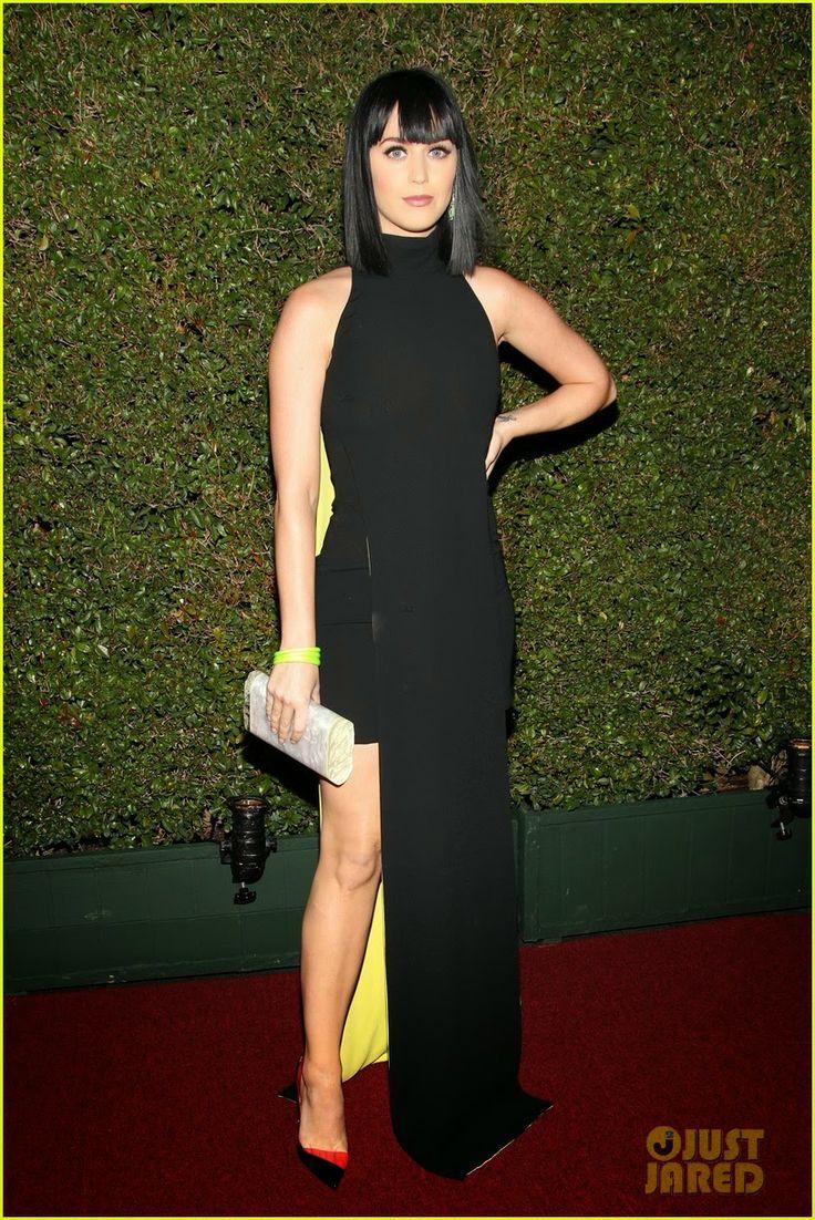 Katy Perry hits the red carpet at MOCA's 35th Anniversary Gala
