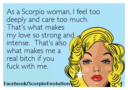 ♏ #Scorpio #Woman #Passion #love #Quote #Zodiac #Astrology For more Scorpio related posts, please check out my FB page: https://www.facebook.com/ScorpioEvolution
