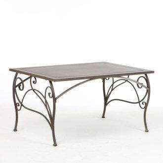 17 meilleures id es propos de table fer forg sur for Nettoyer une table en marbre