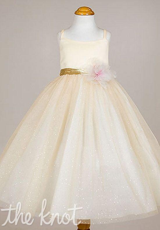 Kids Formal 264 Flower Girl Dress - The Knot