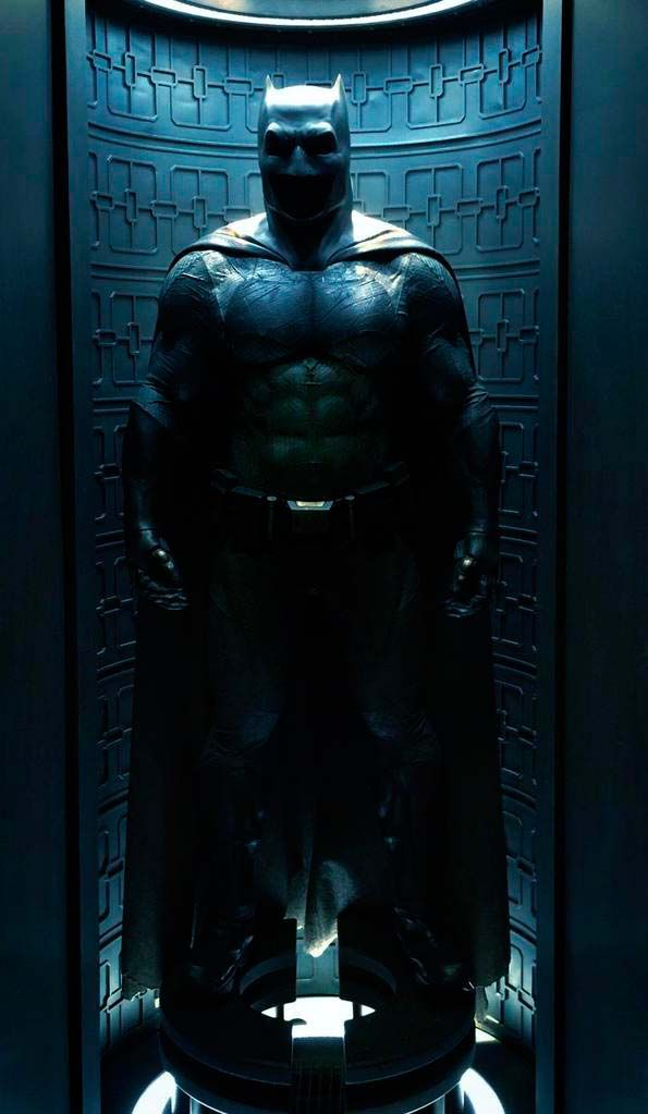 Traje de Batman en la película Batman Vs Superman
