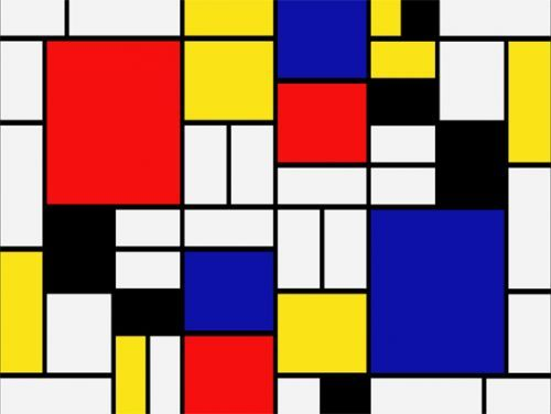 113 best images about Piet Mondrian on Pinterest | Boogie woogie ...