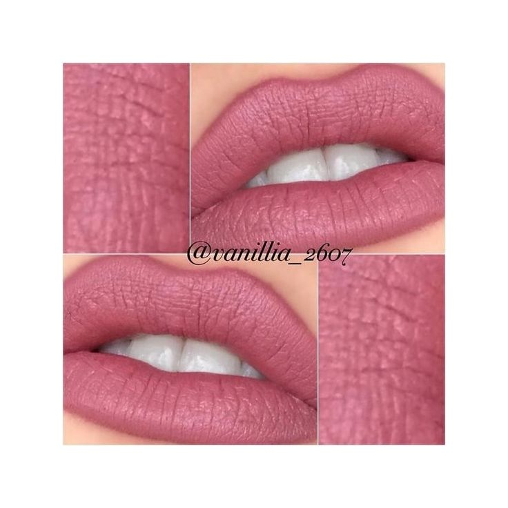 nyx tea rose matte lipstick