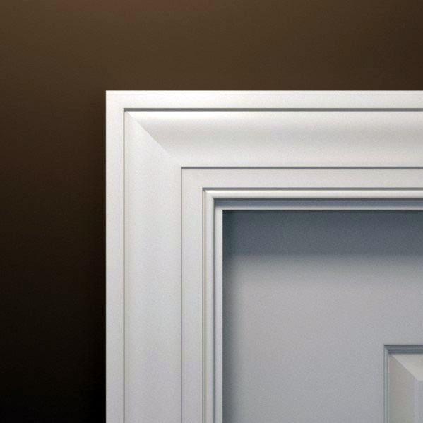 Top 50 Best Interior Door Trim Ideas - Casing And Molding