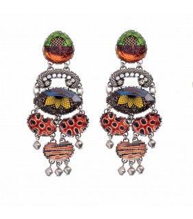 Afro Alma Earrings