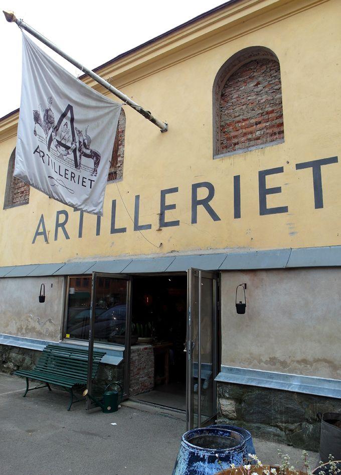 Artilleriet Göteborg