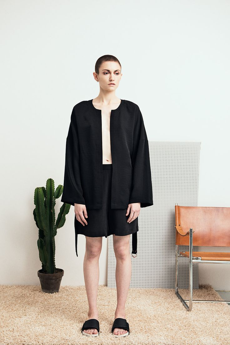 Emily in INTRO/MUSE SS15  www.intromuse.com