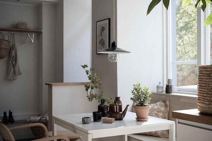 my scandinavian home: A beautiful, small Swedish apartment