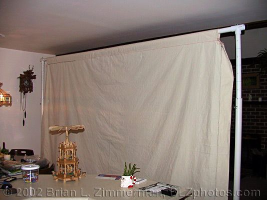 I need to make a backdrop using PVC pipe instructions from this link  http://www.diyphotography.net/homestudio/blz/home-made-cheap-diy-backdrop-stand