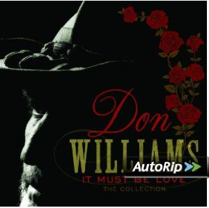 Don Williams - It Must Be Love: The Collection  #christmas #gift #ideas #present #stocking #santa #music