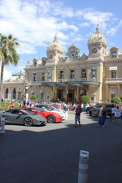 Casino - Monte Carlo, Monaco