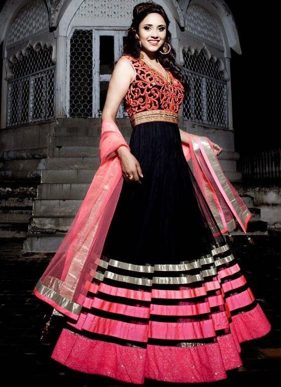 Simple Lehenga Choli Designs For Teenagers Indian Designer