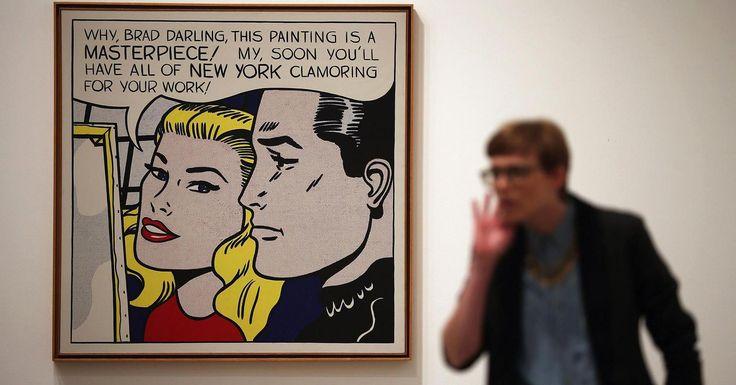 Steve Cohen buys Roy Lichtenstein's 'Masterpiece' for $165 million