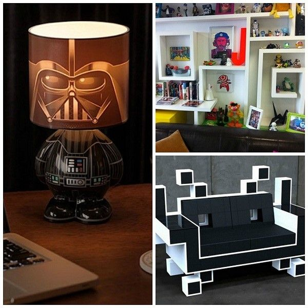 58 best Decorao Geek images on Pinterest Architecture Home