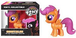 VINYL COLLECTIBLE: MY LITTLE PONY - SCOOTALOO