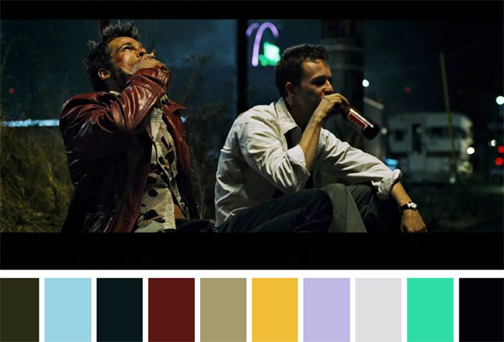 Fight Club (1999), dir. David Fincher