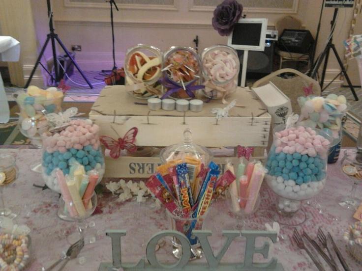 Spectacular vintage wedding fair...