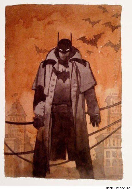 Best Batman Art Ever (This Week) - 07.27.12 - ComicsAlliance   Comic book culture, news, humor, commentary, and reviews