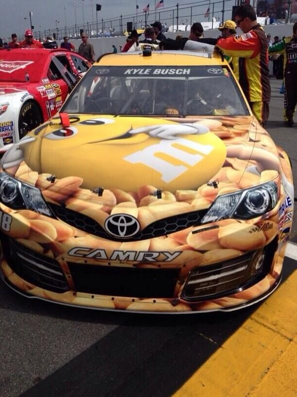 from Chris Clark @Cdclarksports   Pretty sure if Kyle Busch wins the Daytona 500 most fans will still hate him #wcnc