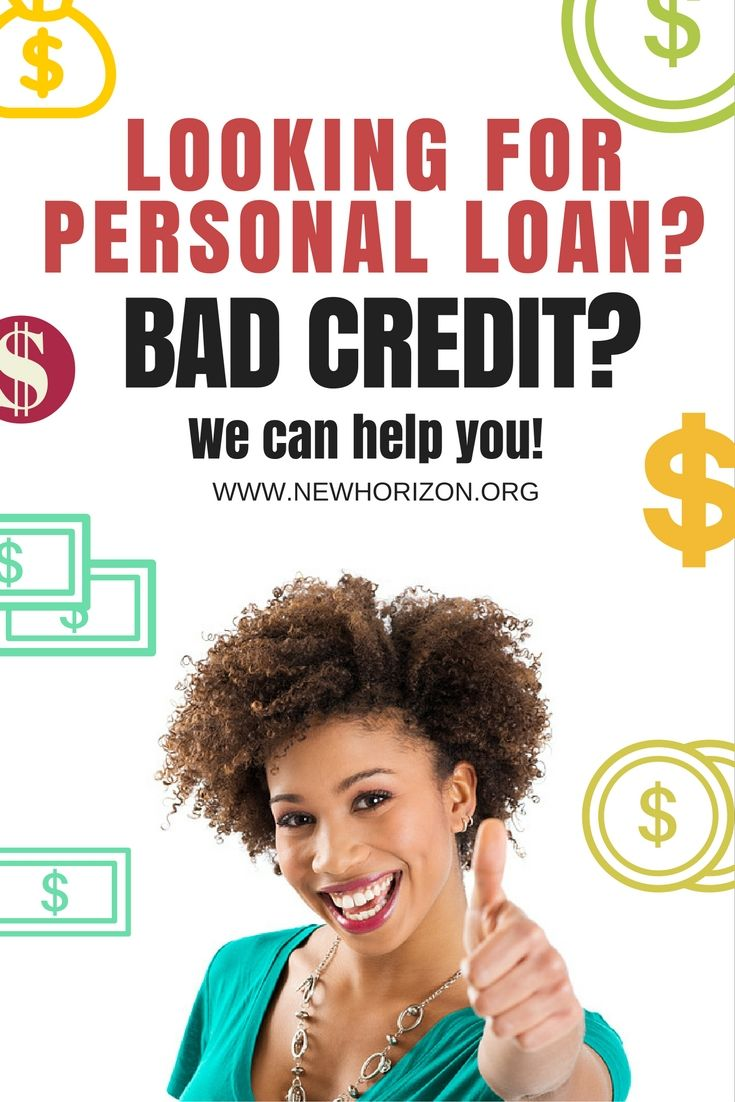 In need to personal loans but have bad credit? Don't worry we can help you!
