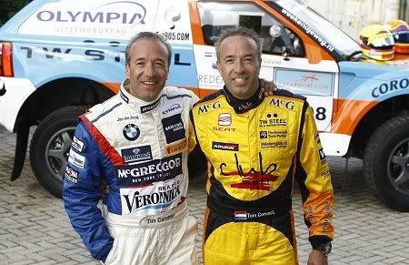 Tim en Tom Coronel